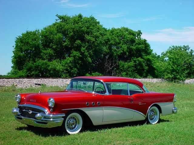 Reality rides 1955 buick special carls custom cars