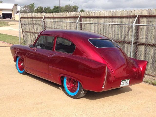 1954 Henry J Carls Custom Cars